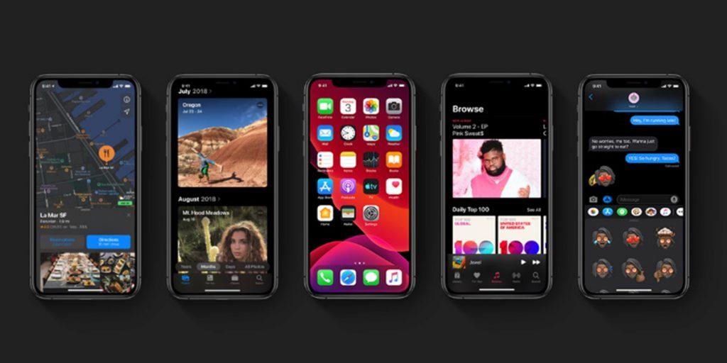 Apple выпустила iOS 13: чем она примечательна