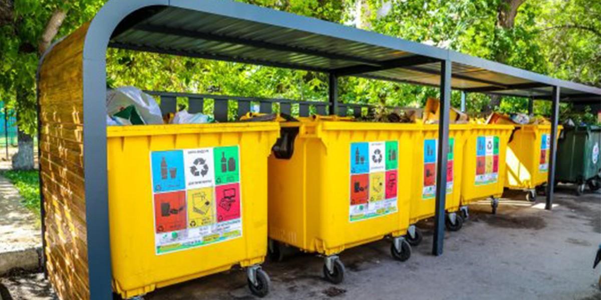 Эффективный способ переработки мусора планируют внедрить в Казахстане