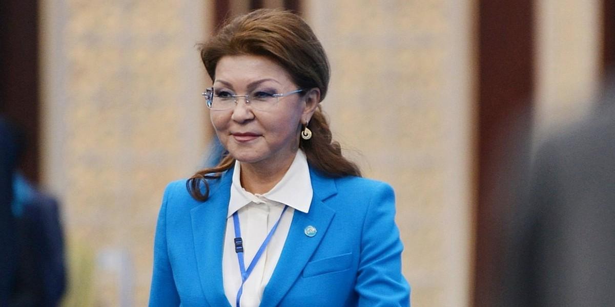 Даригу Назарбаеву единогласно переизбрали председателем Сената Парламента