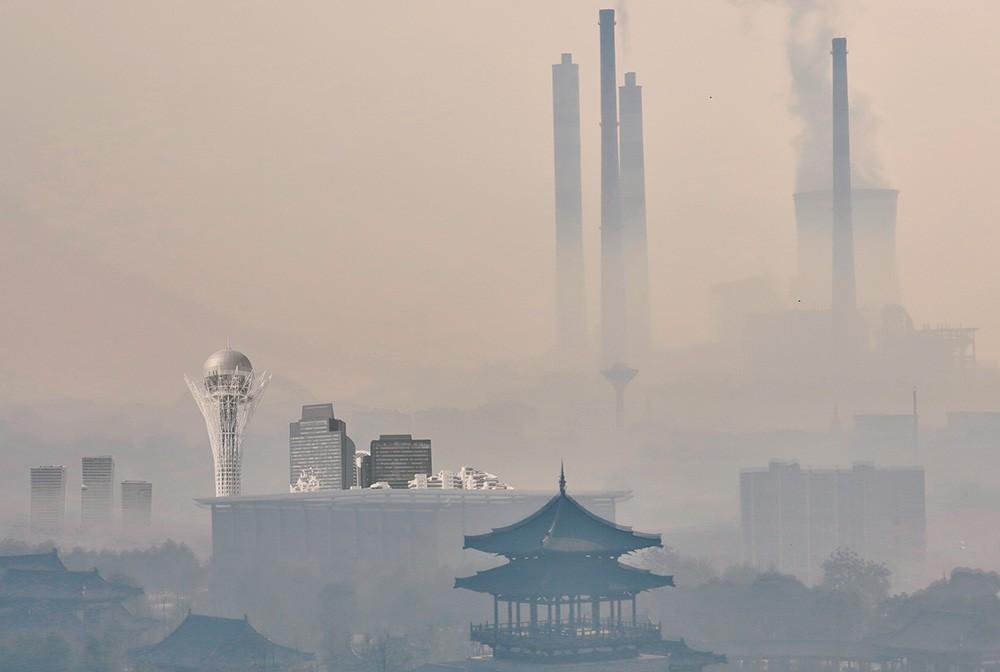 Жанаозен 55 китайских заводов