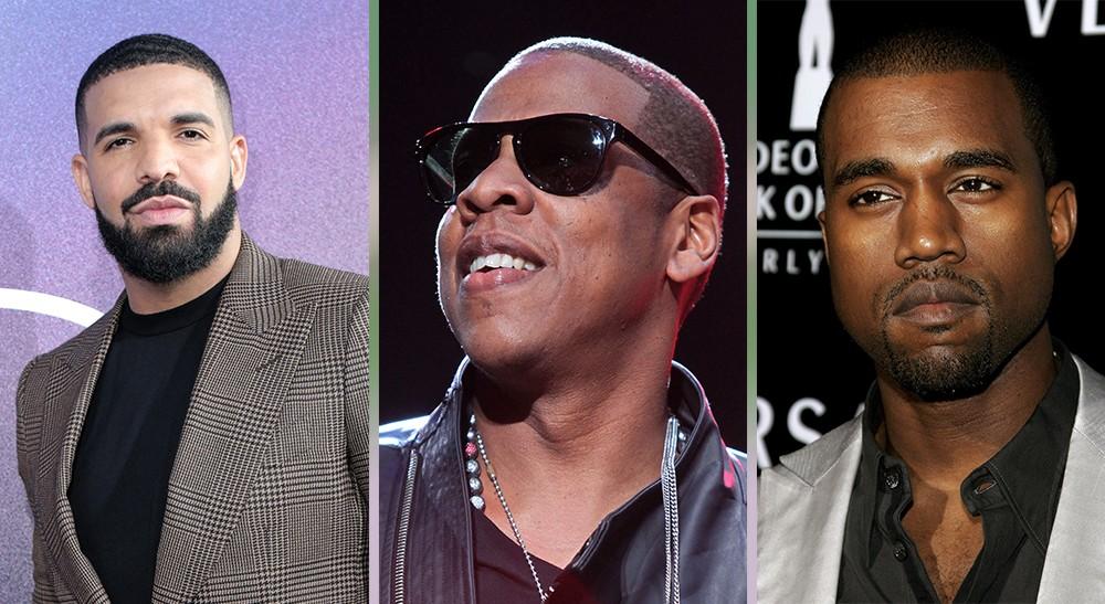 Дрейк, Канье Уэст и Джей-Зи: кто самый высокооплачиваемый музыкант?
