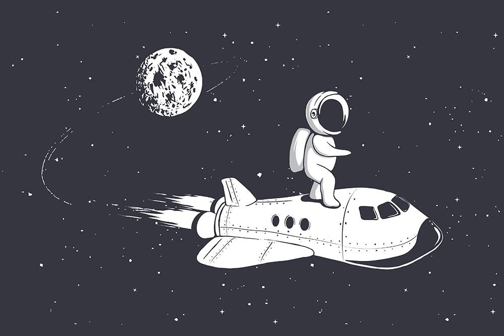 NASA заказало 12 кораблей для полетов на Луну