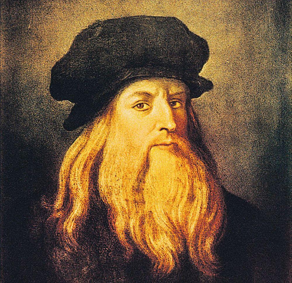 Хьитт: Над Леонардо да Винчи издевались — он был рыжим, геем и, возможно, из тюрков