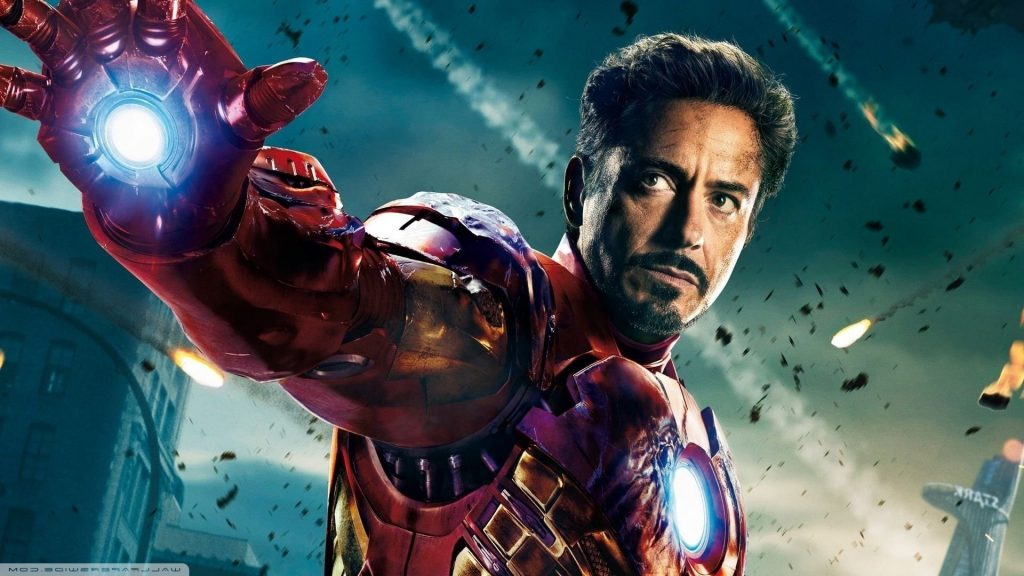 Железный Человек Тони Старк