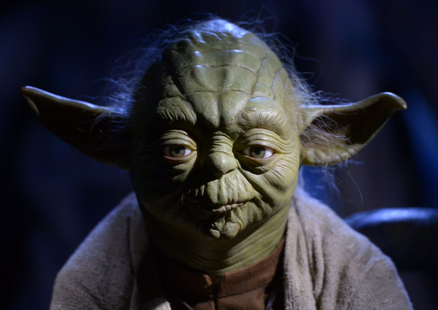 Фанатам Disney спокойной ночи будет желать мастер Йoда, и не только он