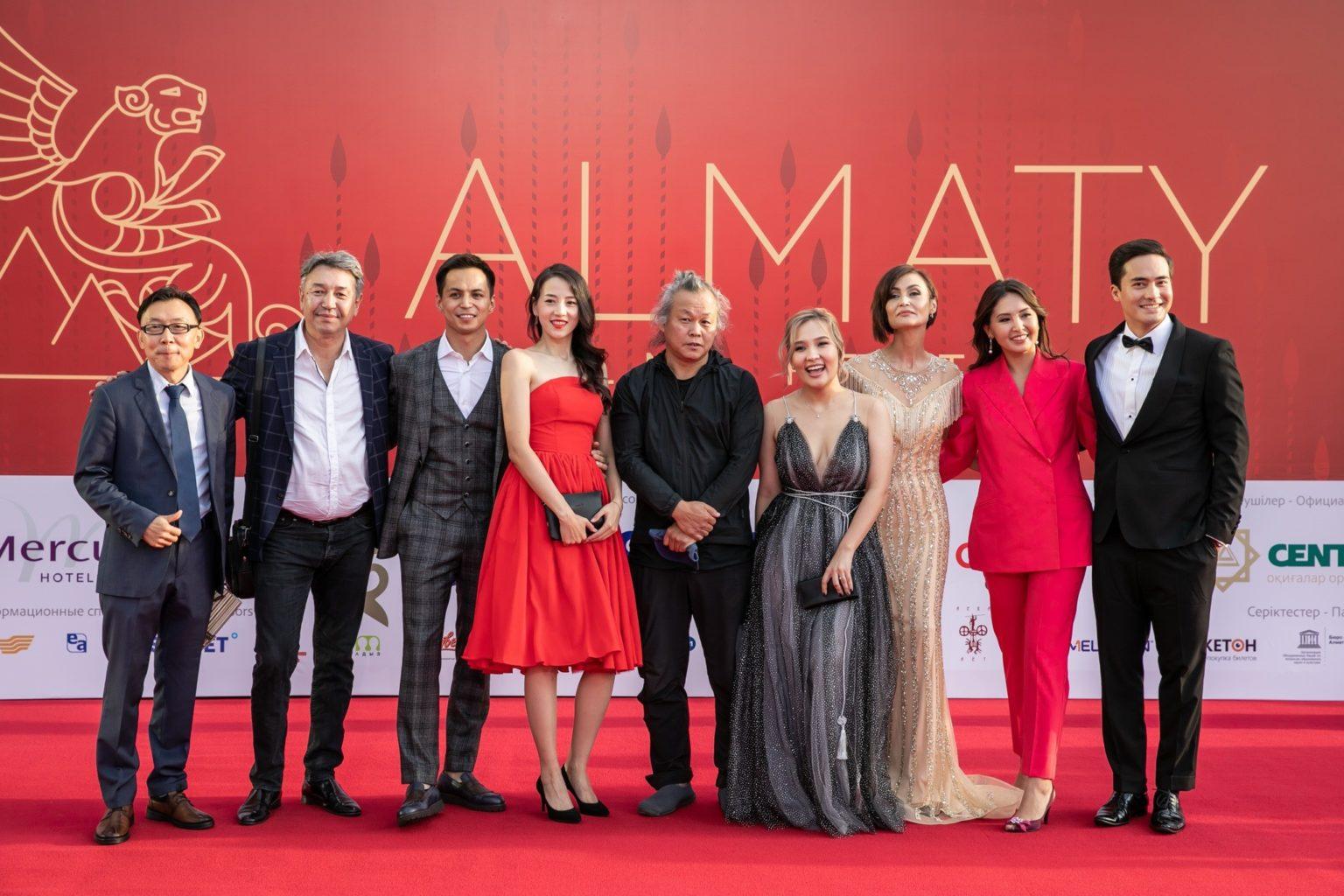 Начались самые насыщенные дни Almaty Film Festival