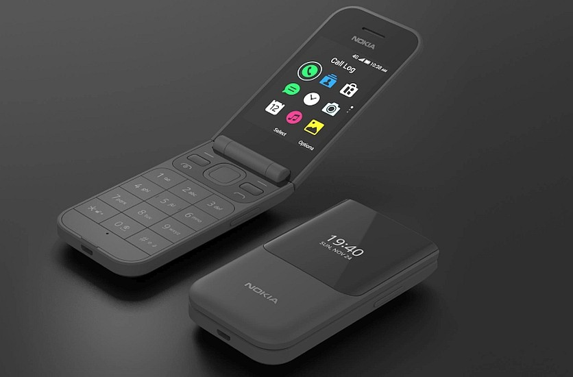 Nokia воскресила легендарную раскладушку 2720