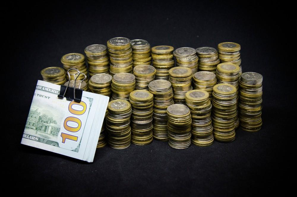 зарплаты уровняют тенге - доллар