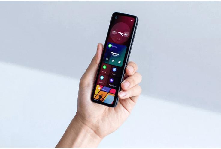 Создатель Android готовит смартфон с вытянутым экраном: первые фото