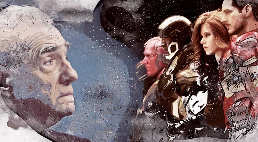 Скорсезе вновь раскритиковал Marvel