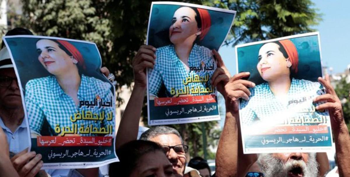 Журналистку из Марокко отправили в тюрьму за секс вне брака и аборт