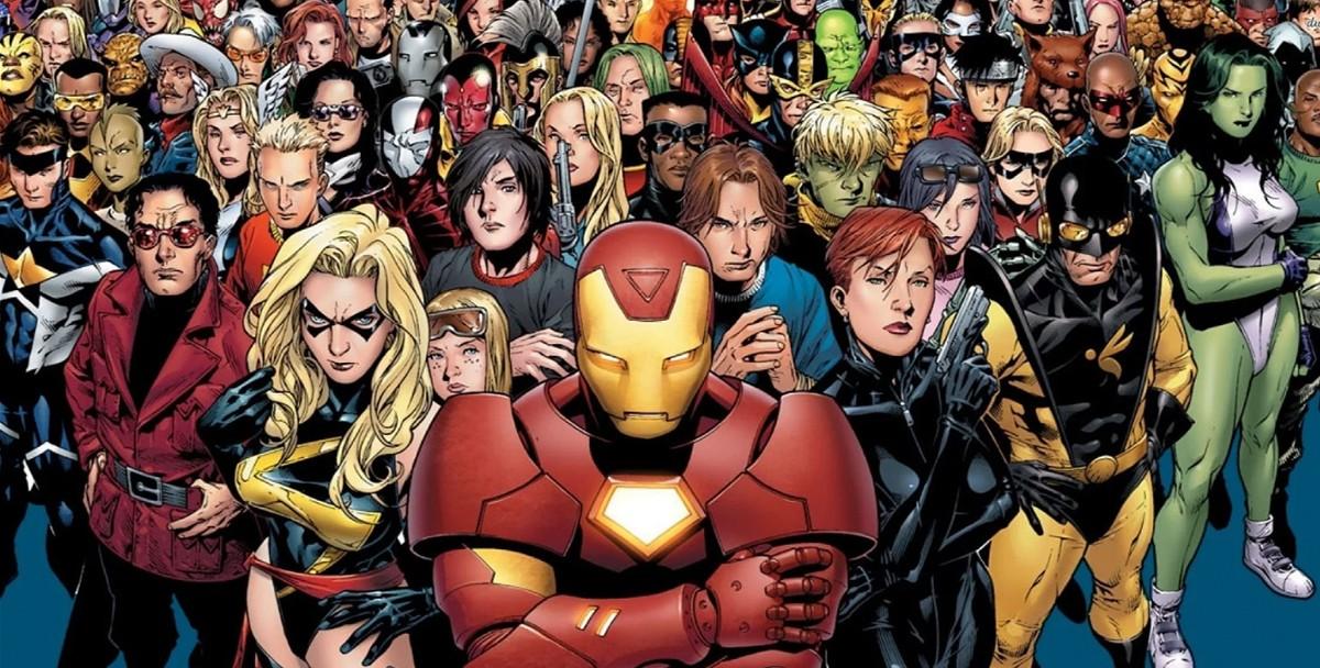 Marvel подарит зрителям новые истории о супергероях