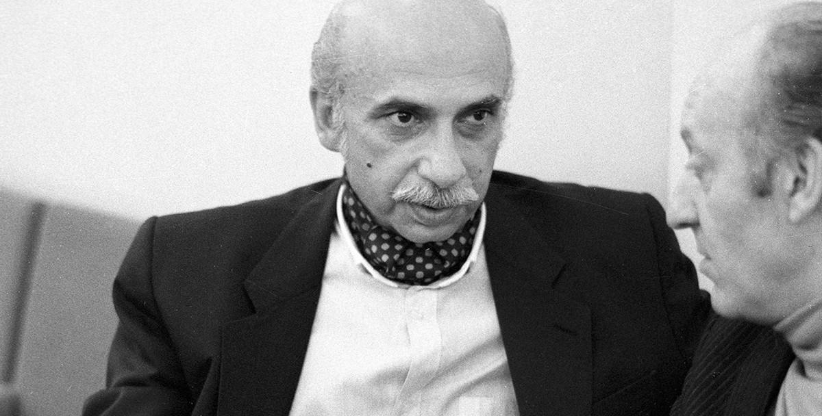 Умер Гия Канчели – автор музыки к фильмам «Кин-дза-дза» и «Мимино»