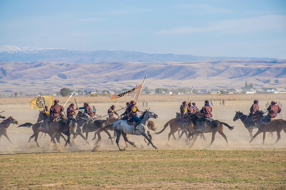 казахско-джунгарская война