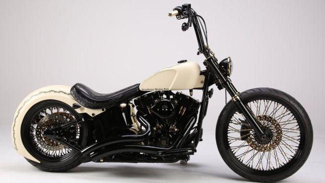 Holy Harley Davidson
