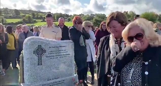 Шей Бредли похороны