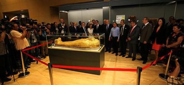 США вернули Египту уникальный артефакт
