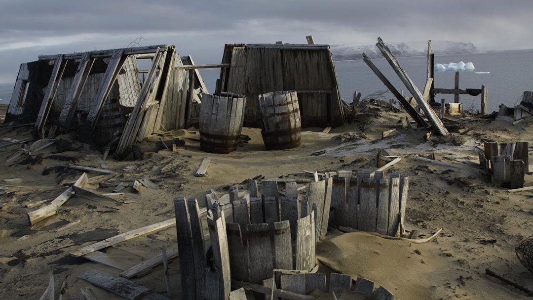 остатки экспедиции ИвлинаБолдуина