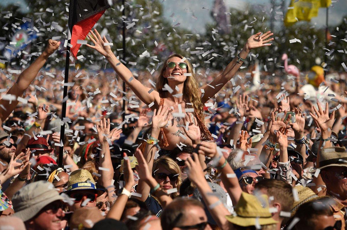 Билеты на музыкальный фестиваль Гластонбери-2020 распроданы за 27 минут