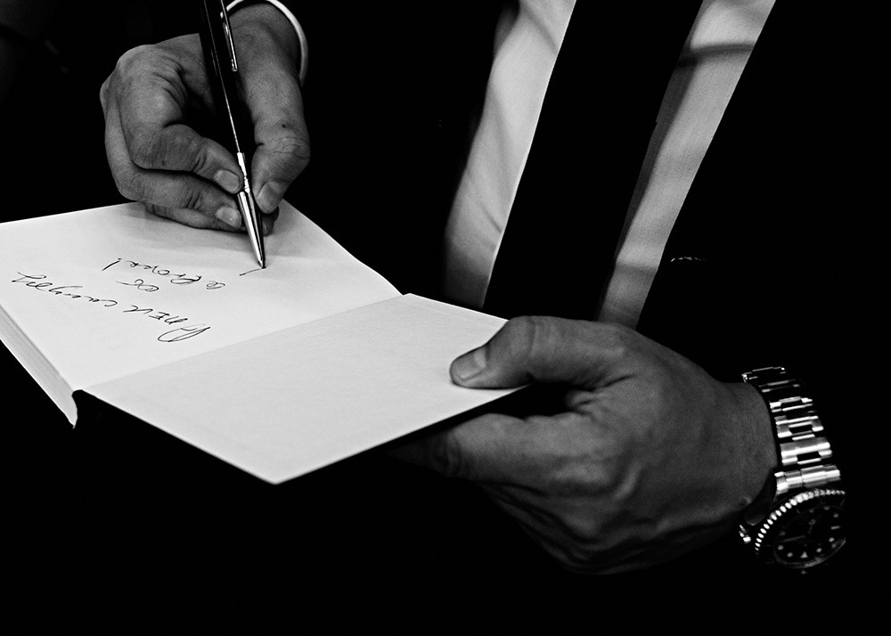 автограф Цыпкина