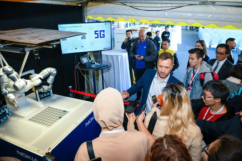 Beeline запустил первую в Казахстане пилотную сеть 5G