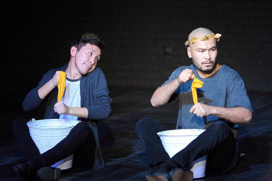 BOQ 6 спектаклей на казахском