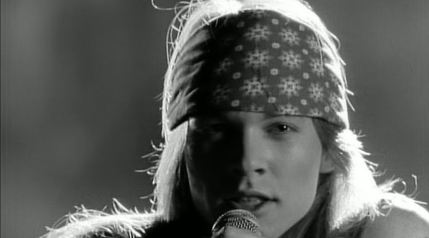 Композиция Guns N'Roses установила рекорд на YouTube