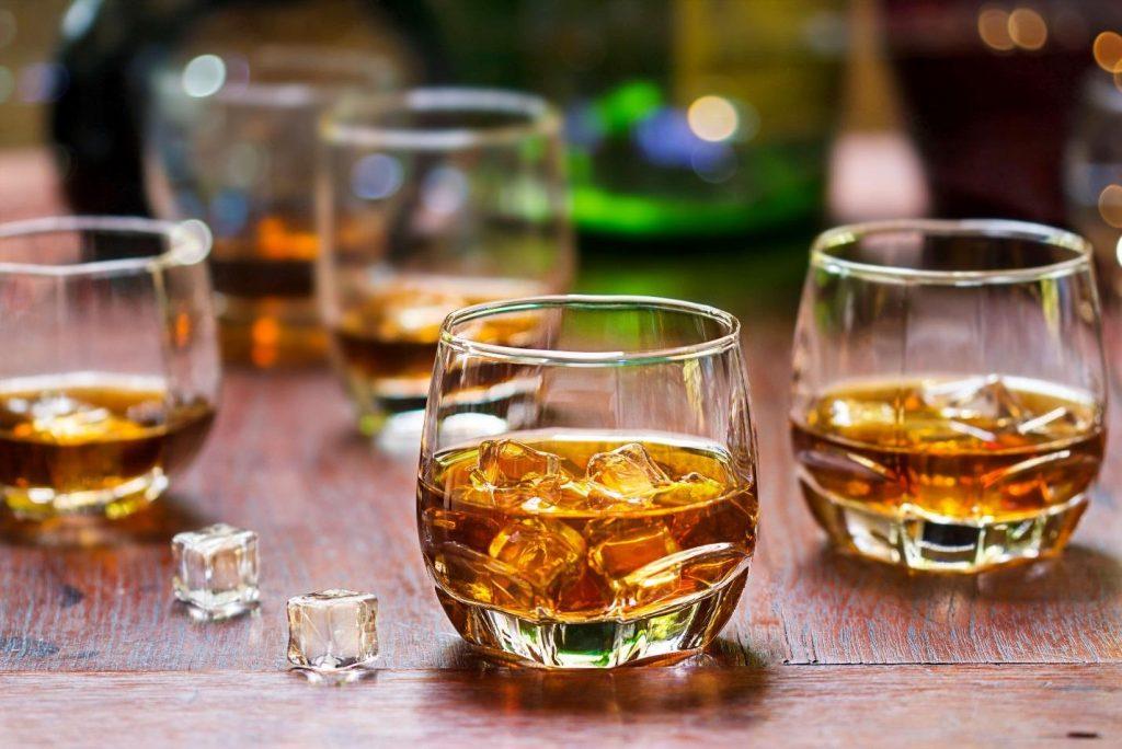 виски в капсулах