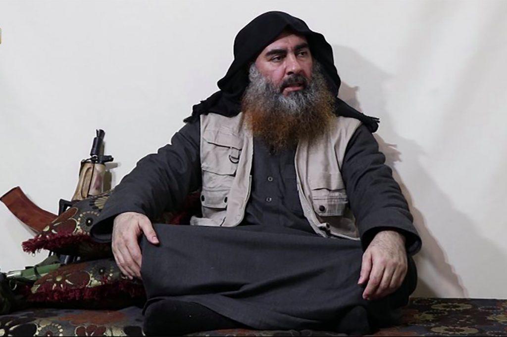 лидер ИГИЛ убит