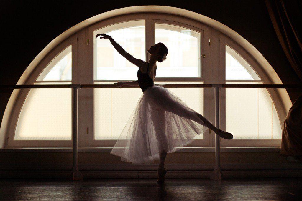 балерина-киллер