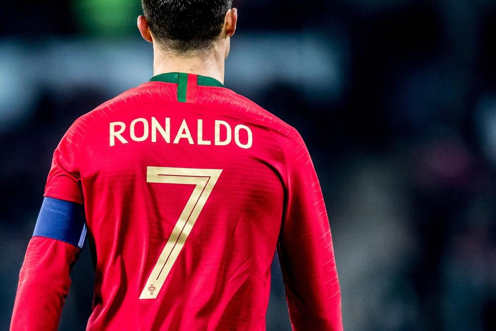 Криштиану Роналду оформил юбилейный гол в карьере