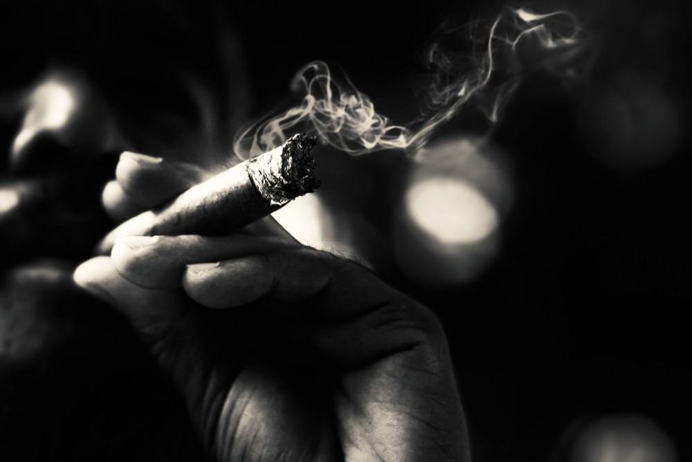 Окурок сигары Черчилля уйдет с молотка