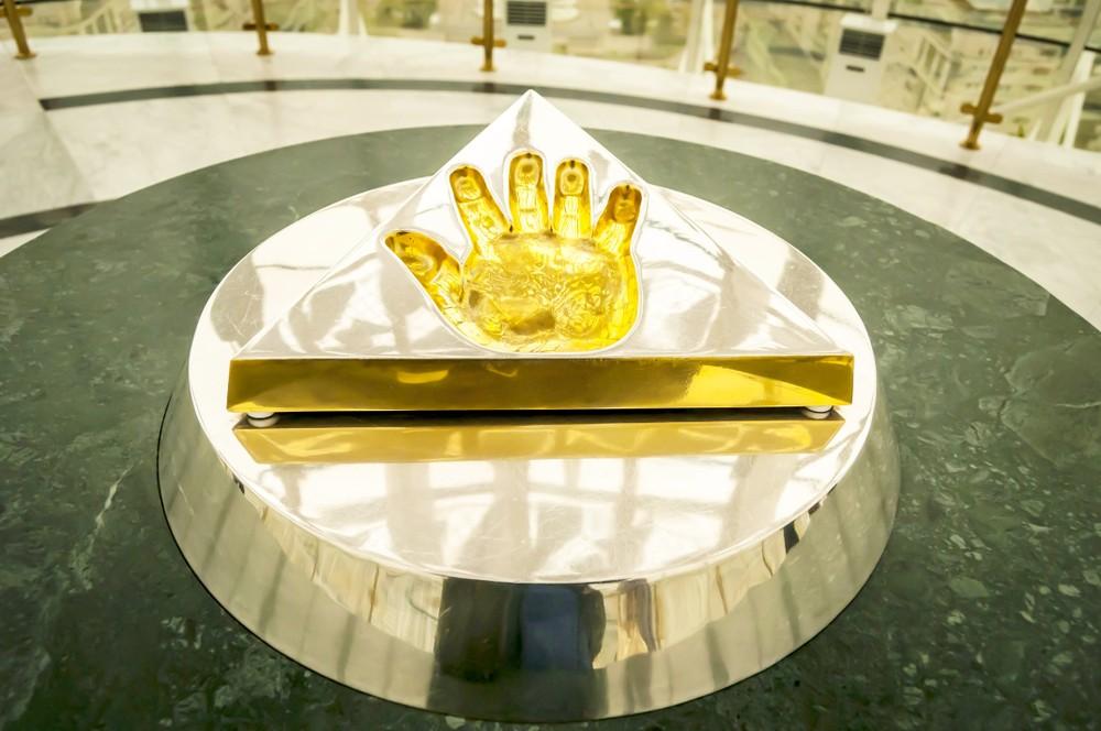 В Таразе теперь свой «Нұрсұлтан Назарбаев»