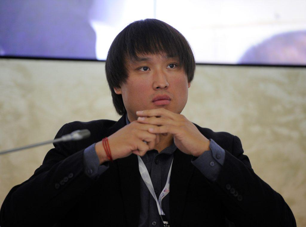 Сангаджи Тарбаев чиновник