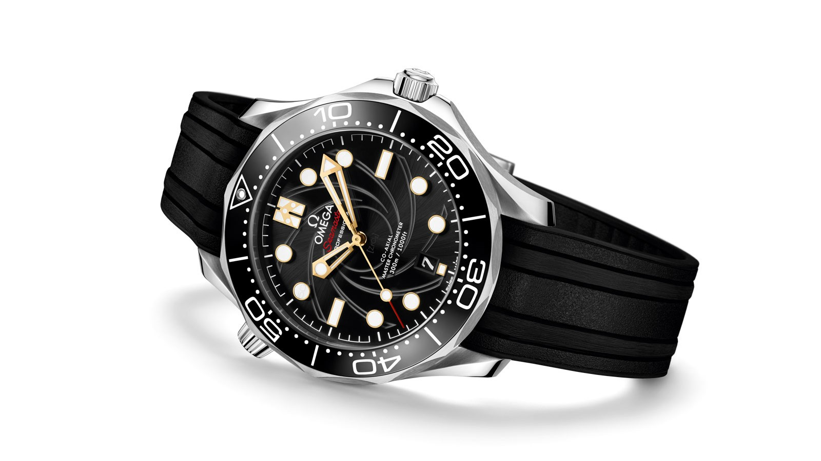 Хронограф месяца: Omega Seamaster Diver 300m «James Bond» Limited Edition