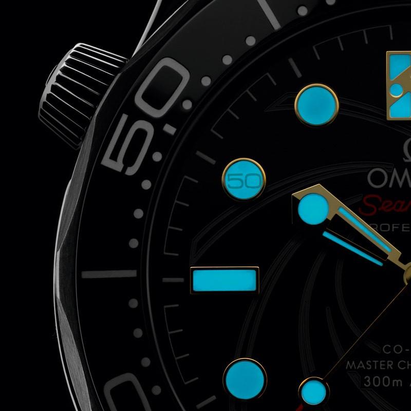 Хронограф месяца: Omega Seamaster Diver 300m «James Bond» Limited Edition