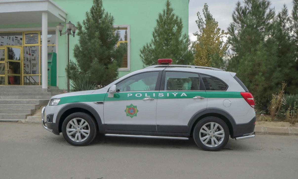 Туркменских полицейских заставляют похудеть, если не получится — уволят