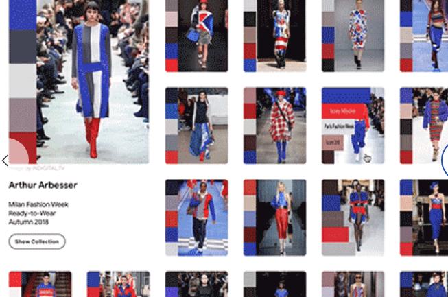 Google представила нейросеть, изучающую тренды модных показов