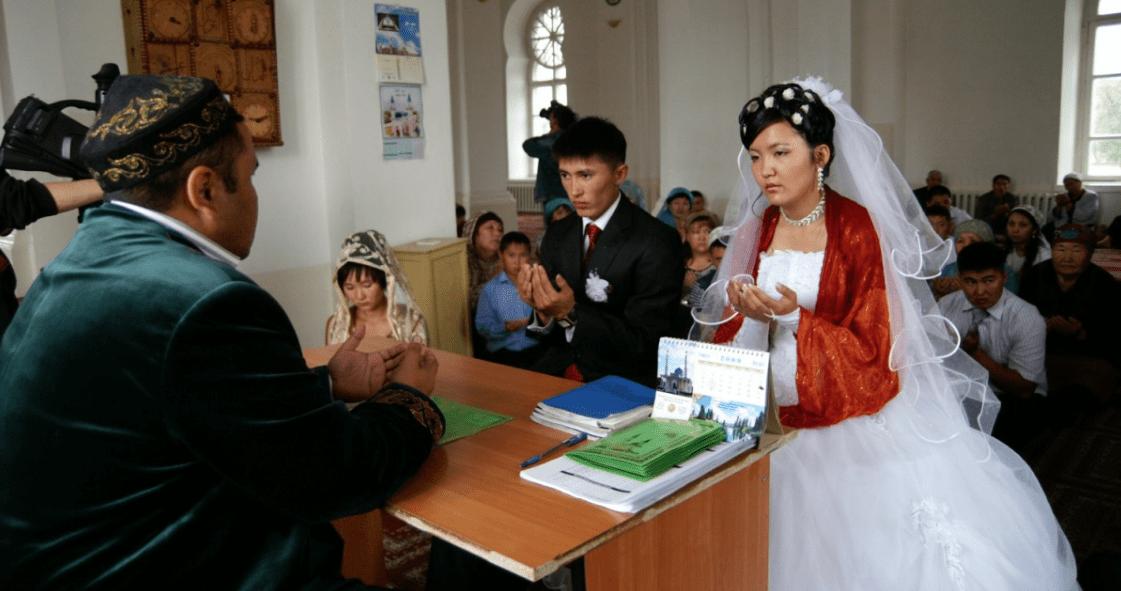 Каково это – отпраздновать казахскую свадьбу