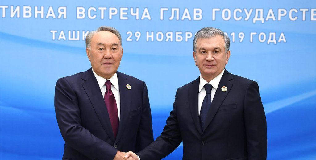 Саммит глав государств Центральной Азии проходит без Токаева, но с Назарбаевым