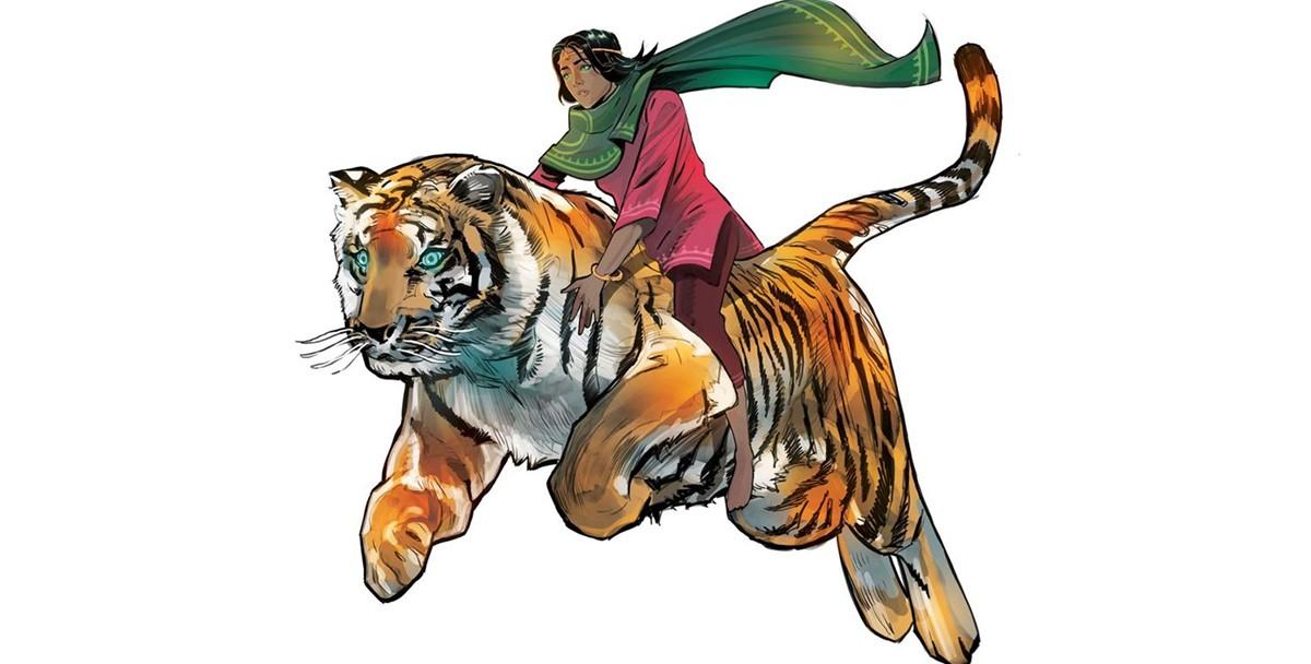 В Индии вышел комикс о супергероине, пережившей изнасилование