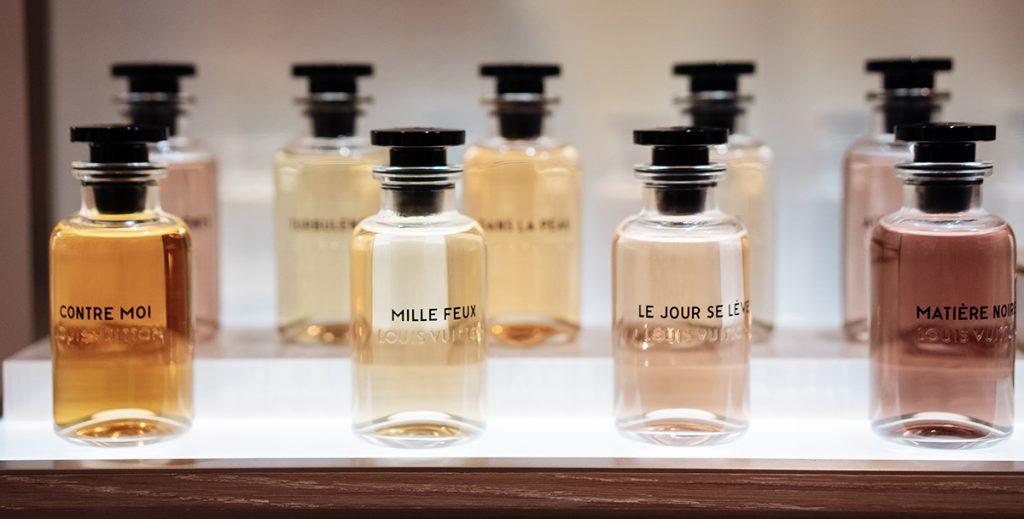 Линию ароматов от Louis Vuitton презентовали в Казахстане