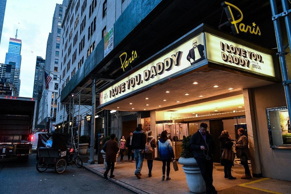 театр Paris в Нью-Йорке