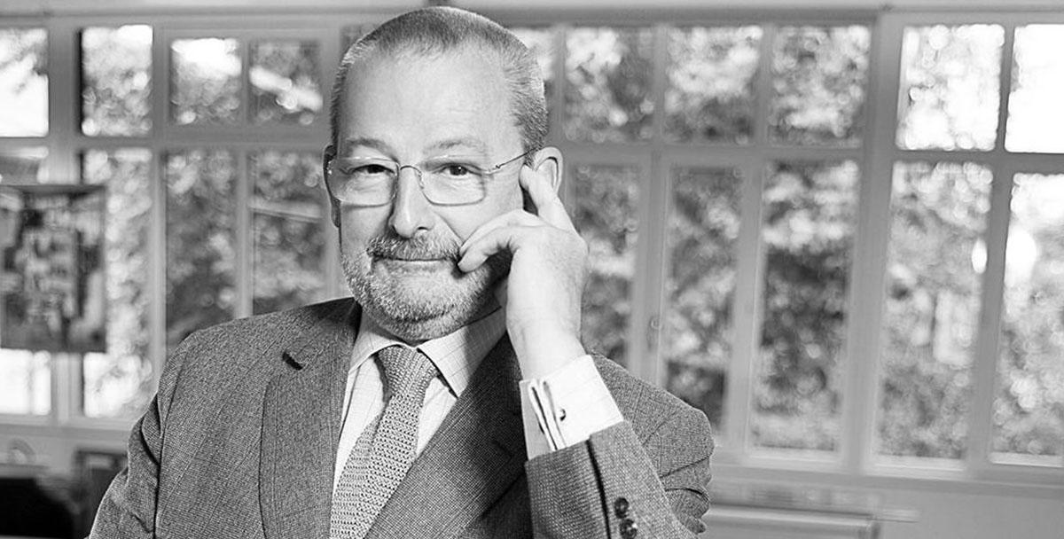 Во Франции скончался модельер Патрик-Луи Вюиттон