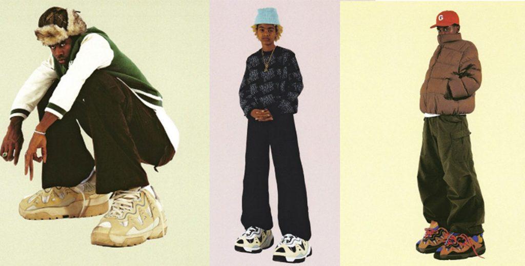 Tyler, The Creator выпустил гигантскую пару обуви. Вероятно, он хотел высмеять вошедшие в моду массивные кроссовки