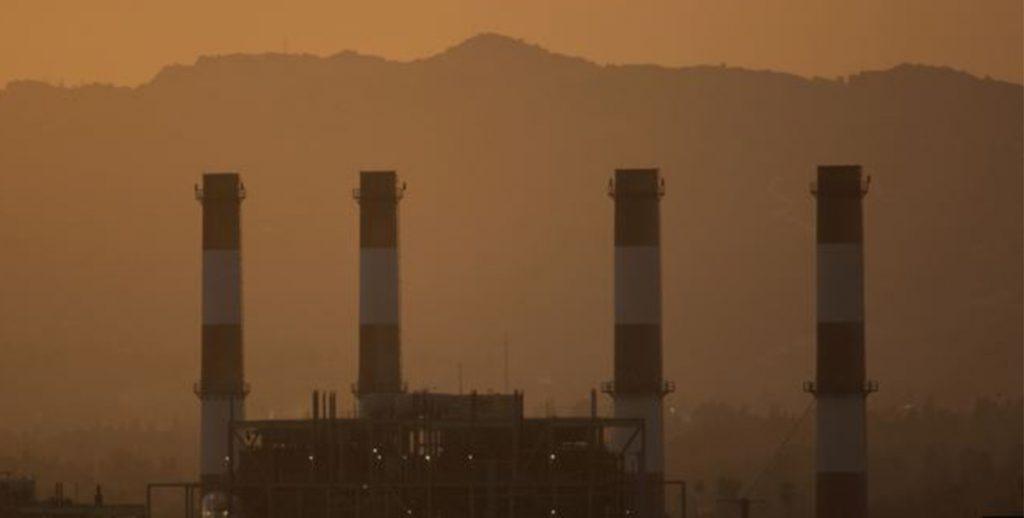 Концентрация парниковых газов в атмосфере достигла рекордных показателей