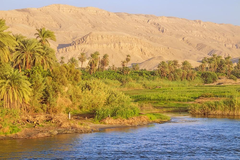 Река Нил признана древнейшей, ей 30 миллионов лет