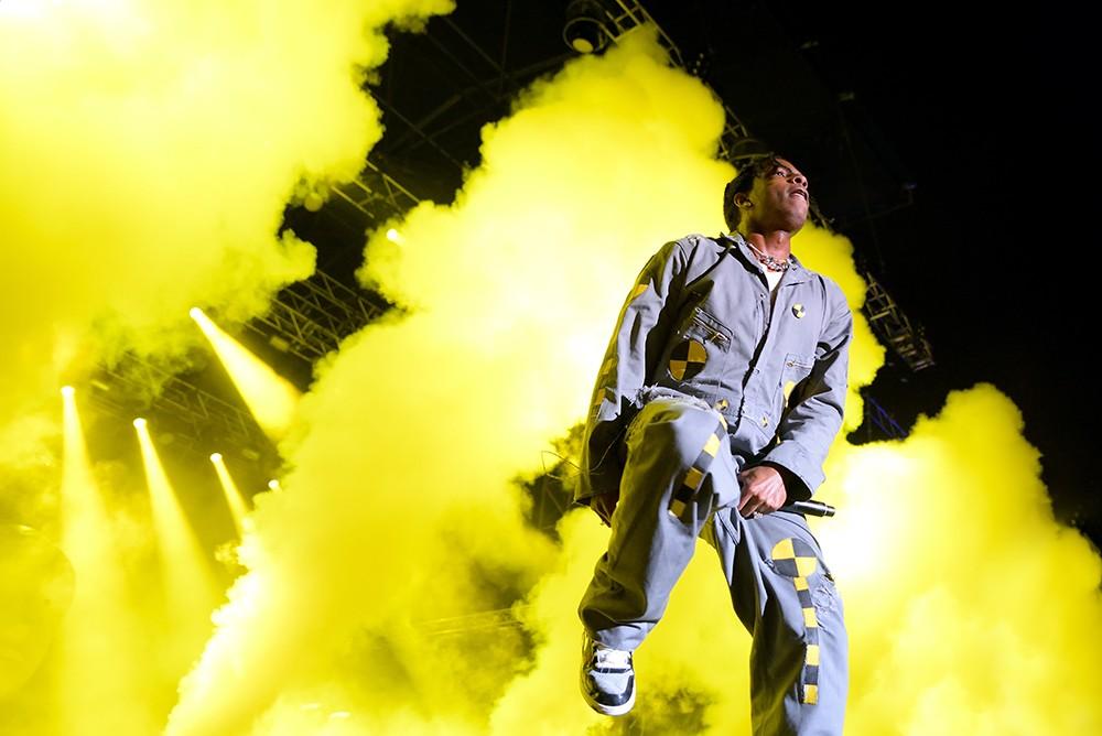 A$AP Rocky разработал дизайн робы для заключенных шведской тюрьмы