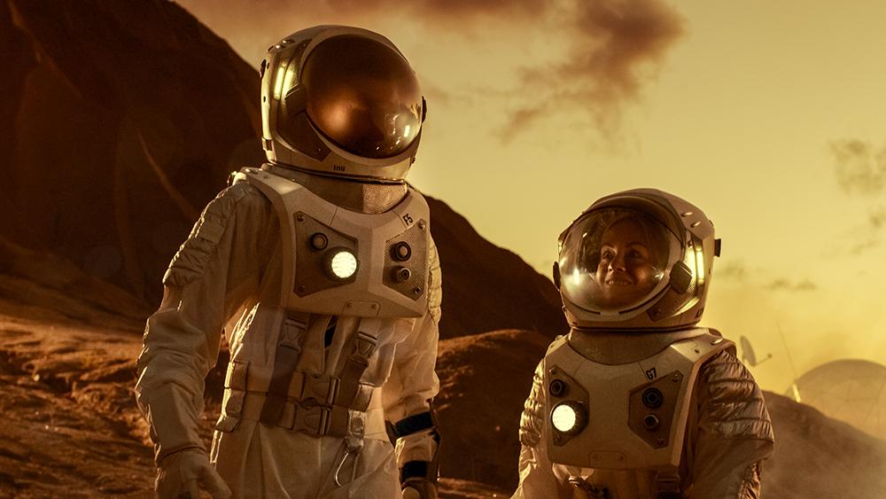Илон Маск: через 20 лет мы колонизируем Марс