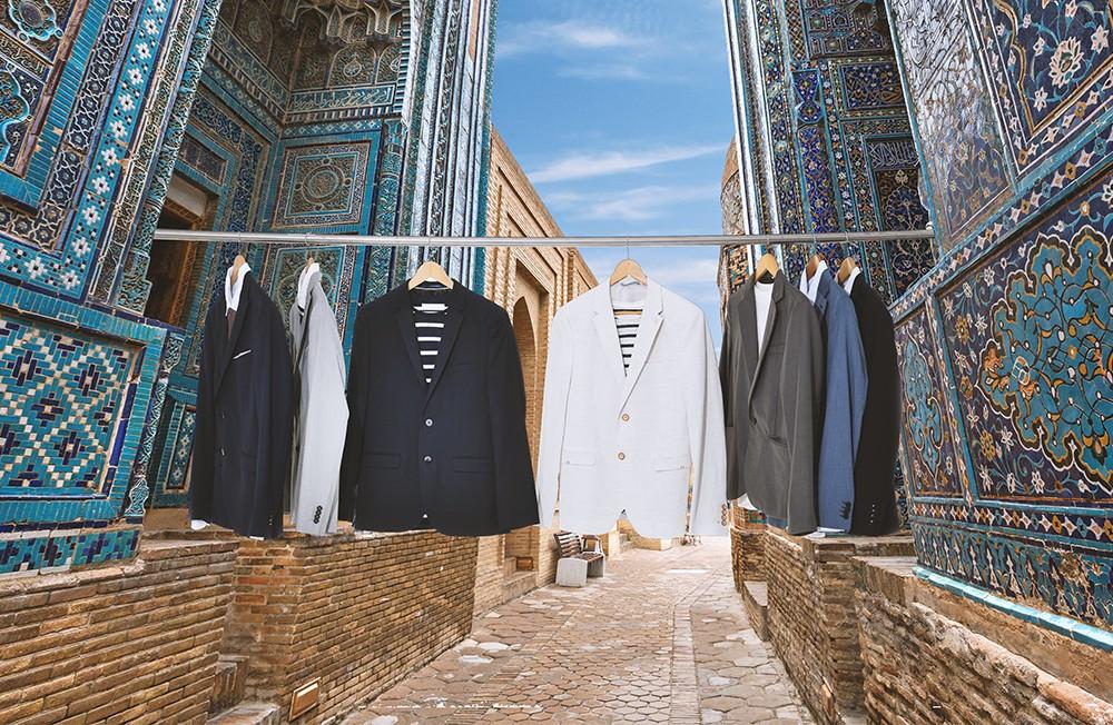 Костюмы Hugo Boss начнут шить в Узбекистане